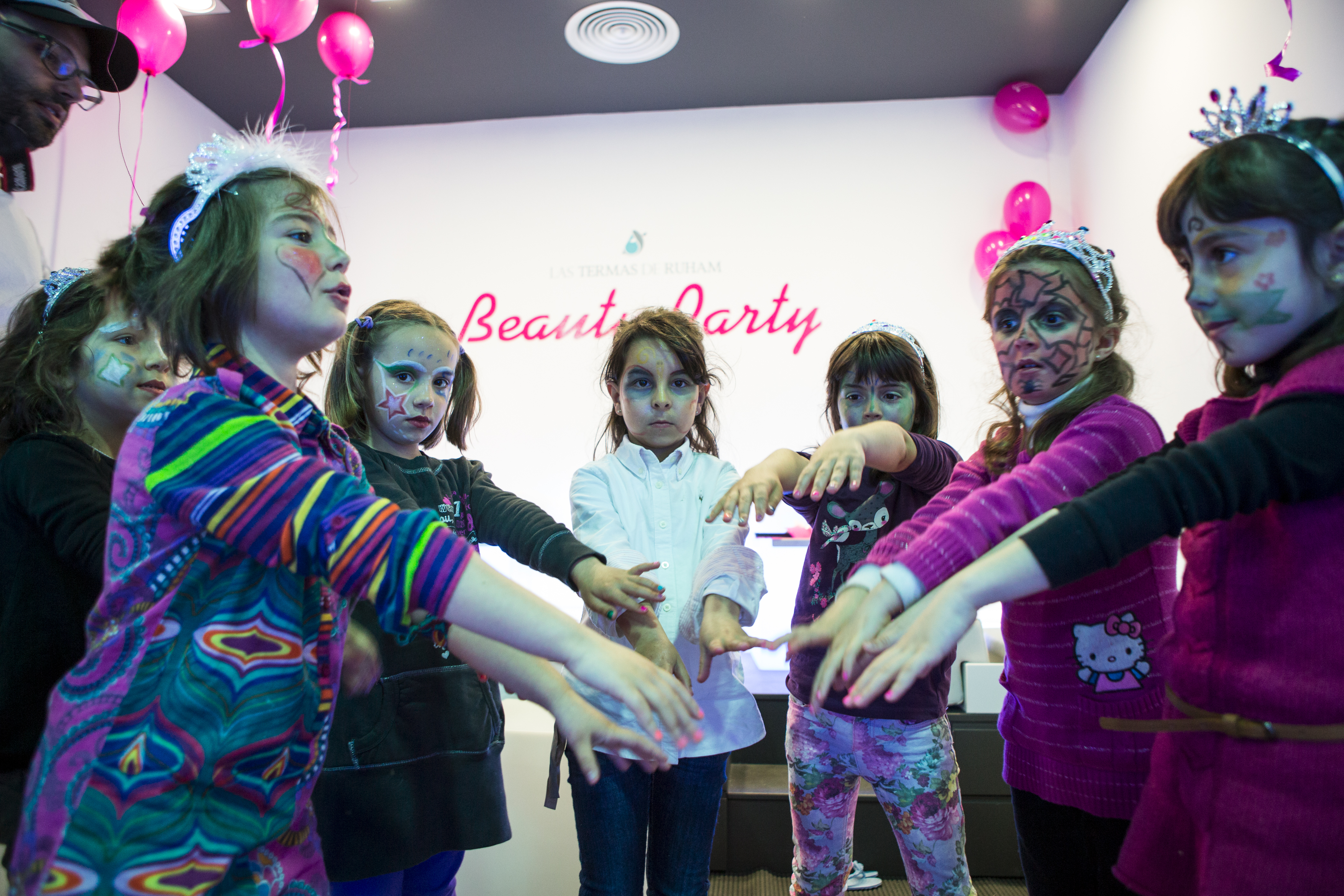 Un cumplea os diferente el blog de las termas - Fiesta cumpleanos 8 anos ...
