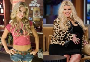 jessica Simpson antes-después peso