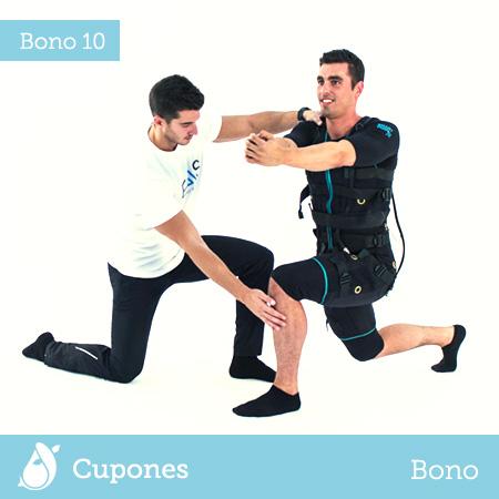 Bono 10 entrenamiento electrofitness