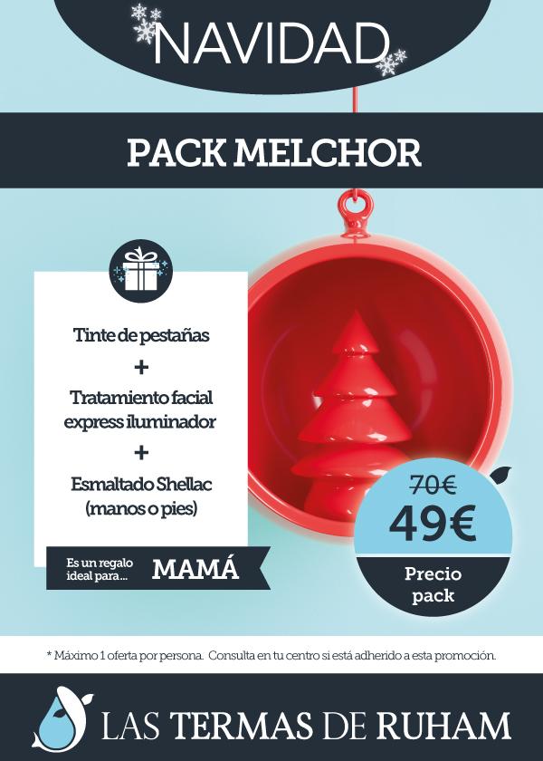 Oferta Navidad Pack Melchor