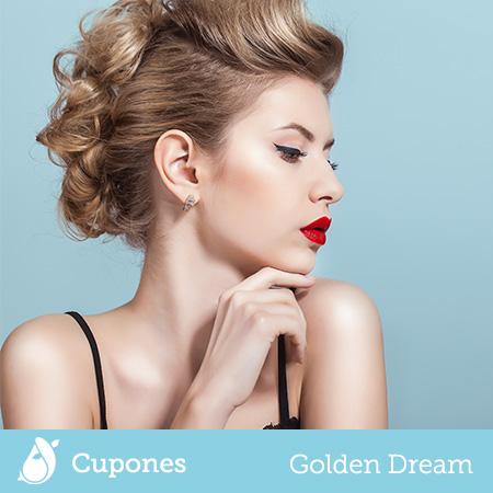 Pack de Peluquería Golden Dream: Mechas