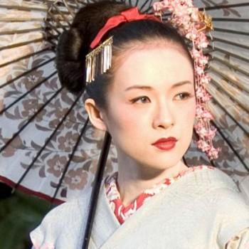 Piel de geisha