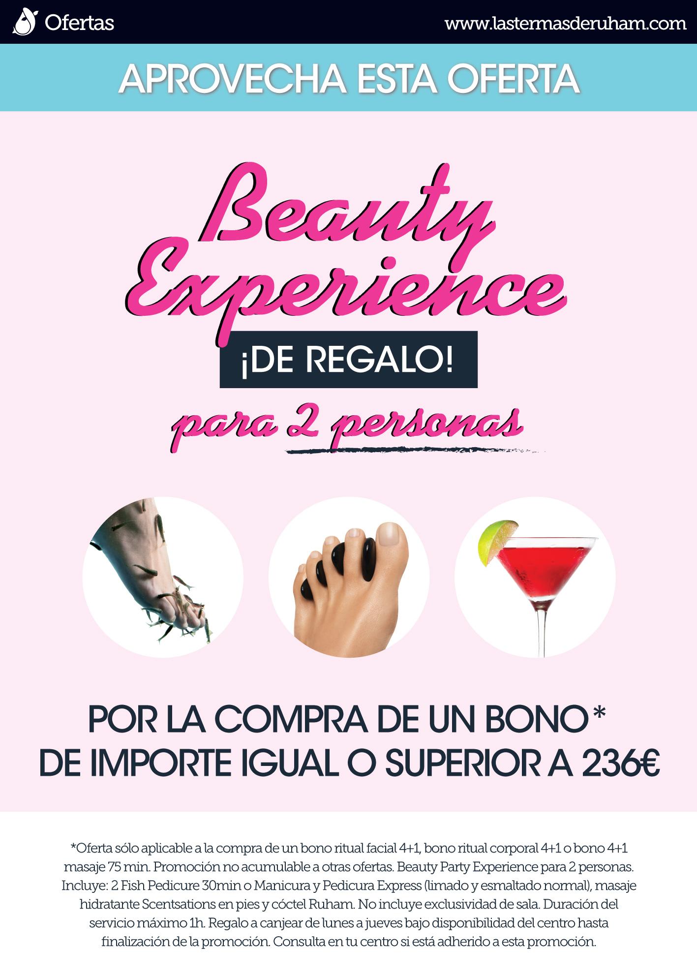 Beauty experience express