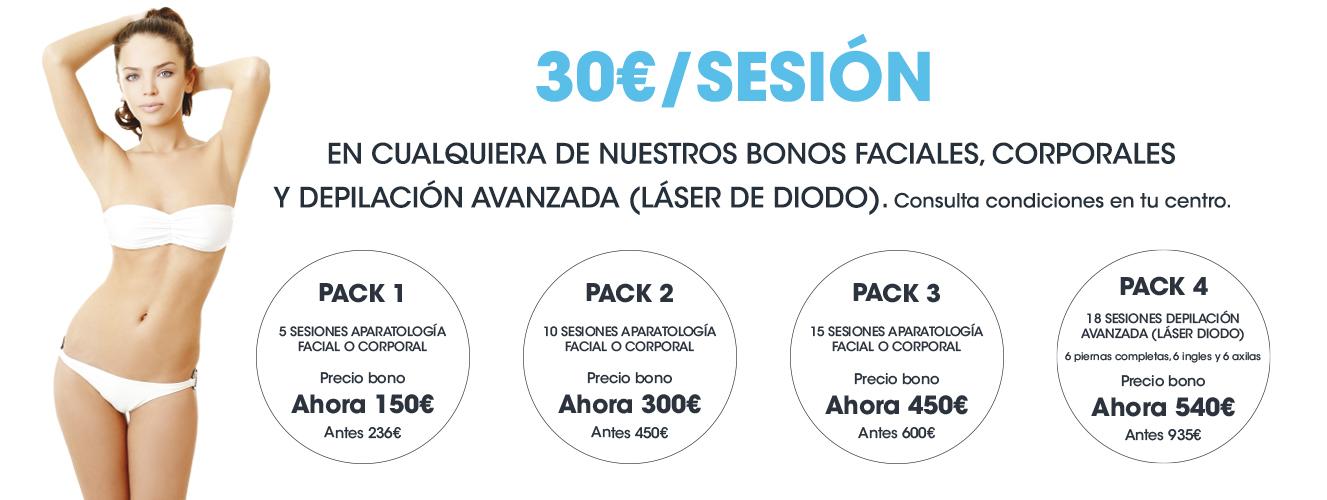 Promoción Láser de Diodo 30 euros