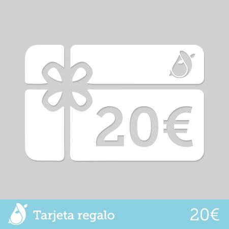 Tarjeta regalo tratamientos de belleza 20€